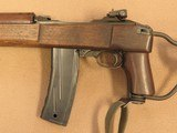 Inland M1-A1 Paratrooper Carbine, .30 Carbine, World War II,