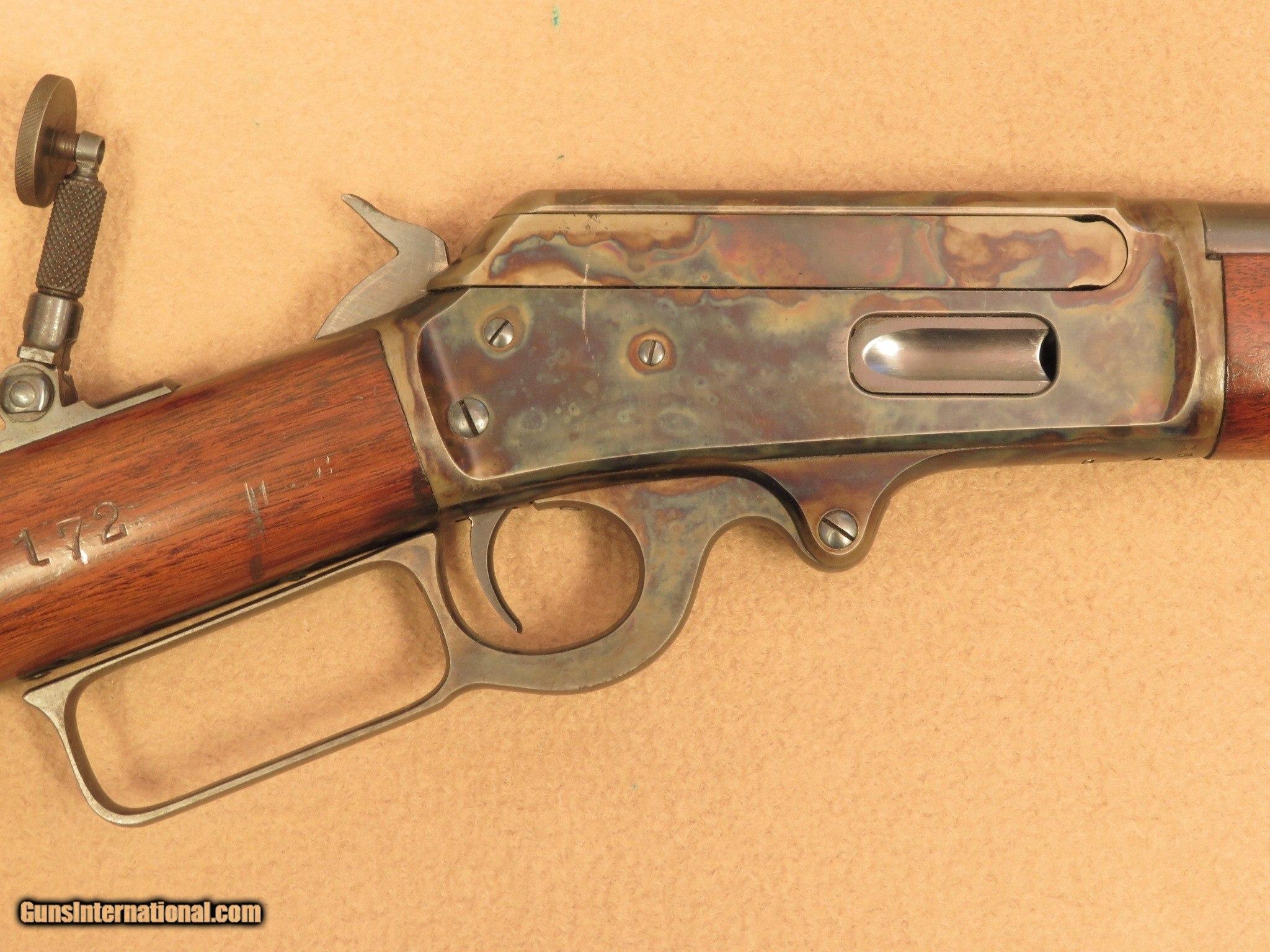 Marlin Model 1893 Rifle, Cal  30-30, 26 Inch Barrel, Vivid