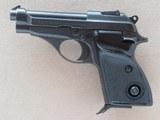 Beretta Model 70S, Cal. .22 LR