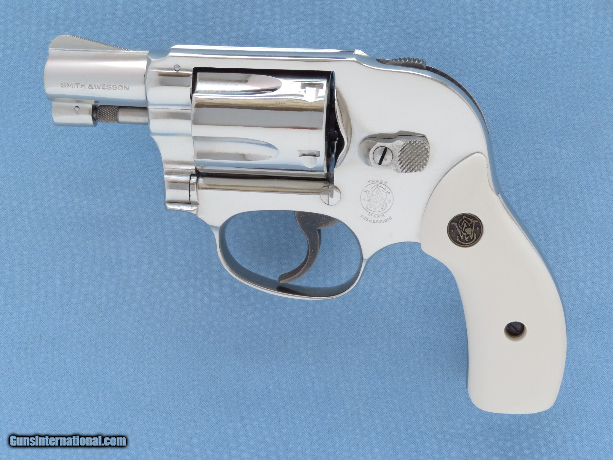 Smith And Wesson Bodyguard 38 Grips