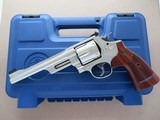 Smith & Wesson Model 24-6 .44 Special Nickel 6-1/2