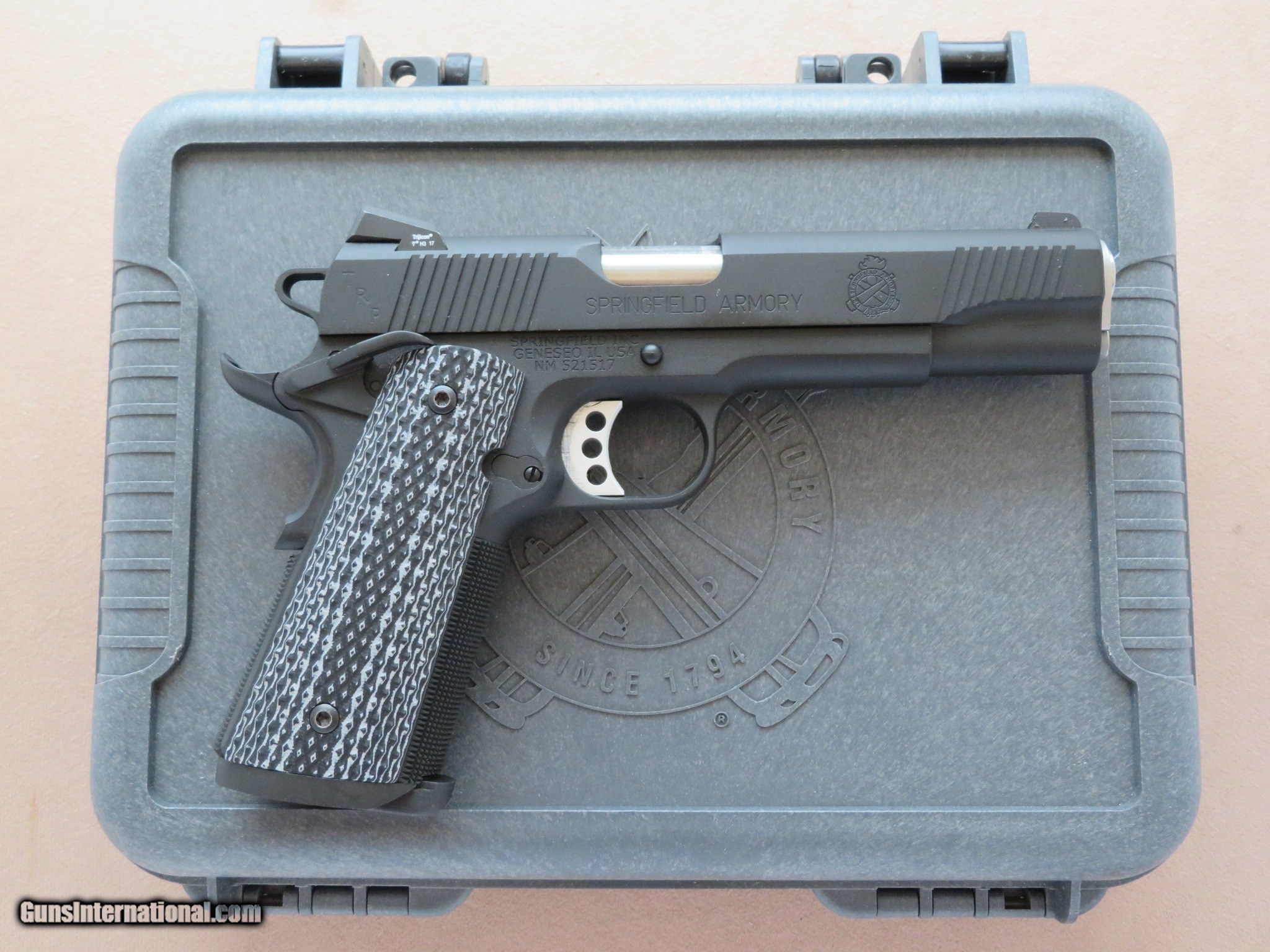 Springfield Armory TRP 1911-A1 Tactical  45 A C P  SALE PENDING