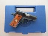 Colt Mustang .380 A.C.P. **MFG. 1993 W/ Original Box** SOLD