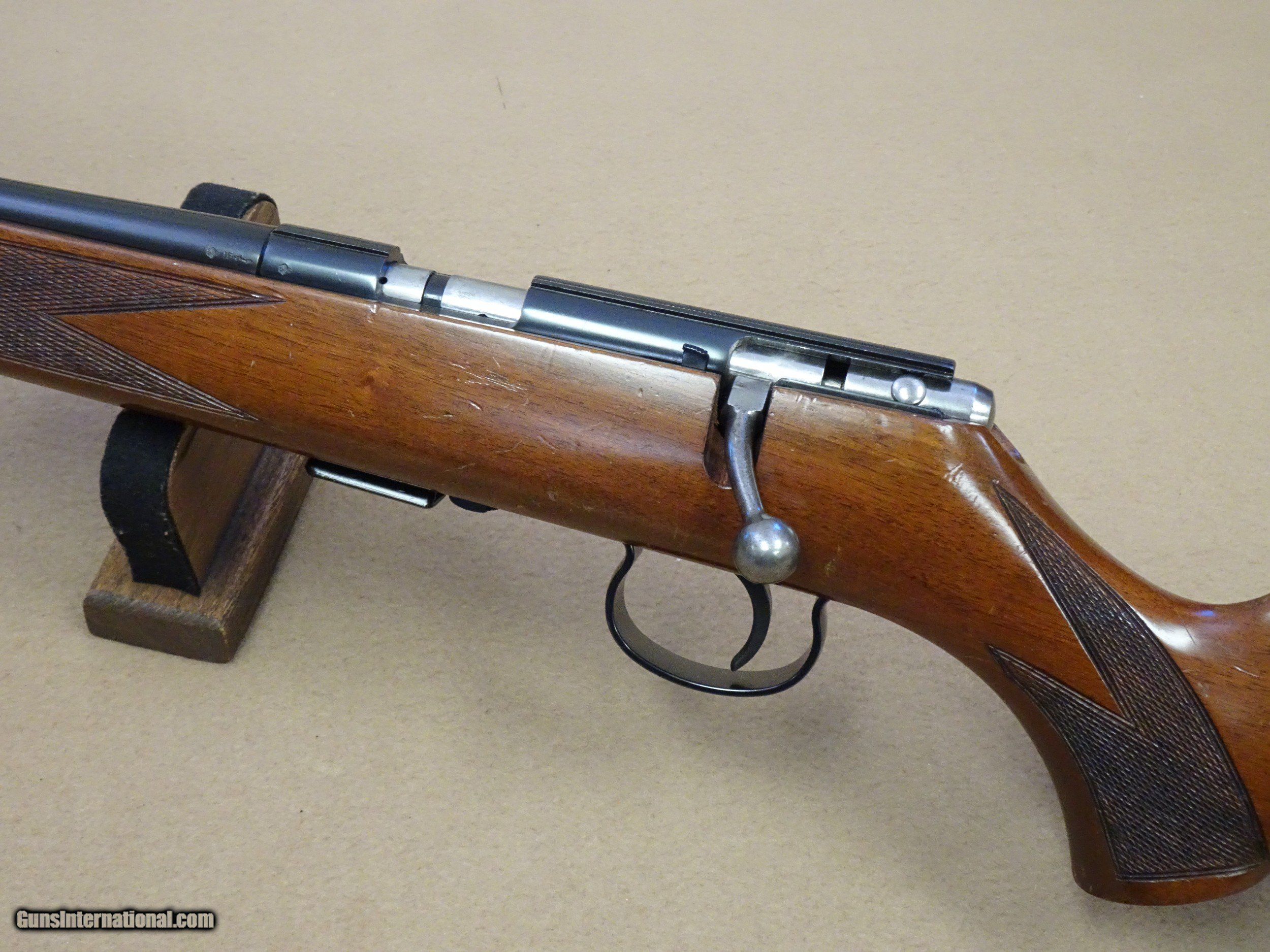 Anschutz Model 1415-1416  22 LR Left-Handed Rifle ** Scarce Left