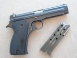 Vietnam War S.A.C.M. Mle.1935A Pistol in .32 French Long Caliber w/ 2 Original MagazinesSOLD