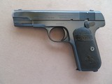 Colt Model 1903 Pocket Type III, Cal. .32 ACP,