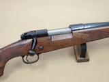 Winchester Model 70 Super Grade in .243 Caliber w/ Box, Manuals, Etc.