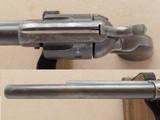 Colt Single Action Army, 1903 Vintage, Shipped toBelknap Hardware , Louisville, KY - 5 of 11