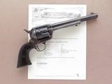 Colt Single Action Army, 1903 Vintage, Shipped toBelknap Hardware , Louisville, KY - 1 of 11