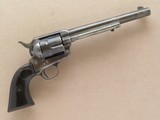 Colt Single Action Army, 1903 Vintage, Shipped toBelknap Hardware , Louisville, KY - 2 of 11