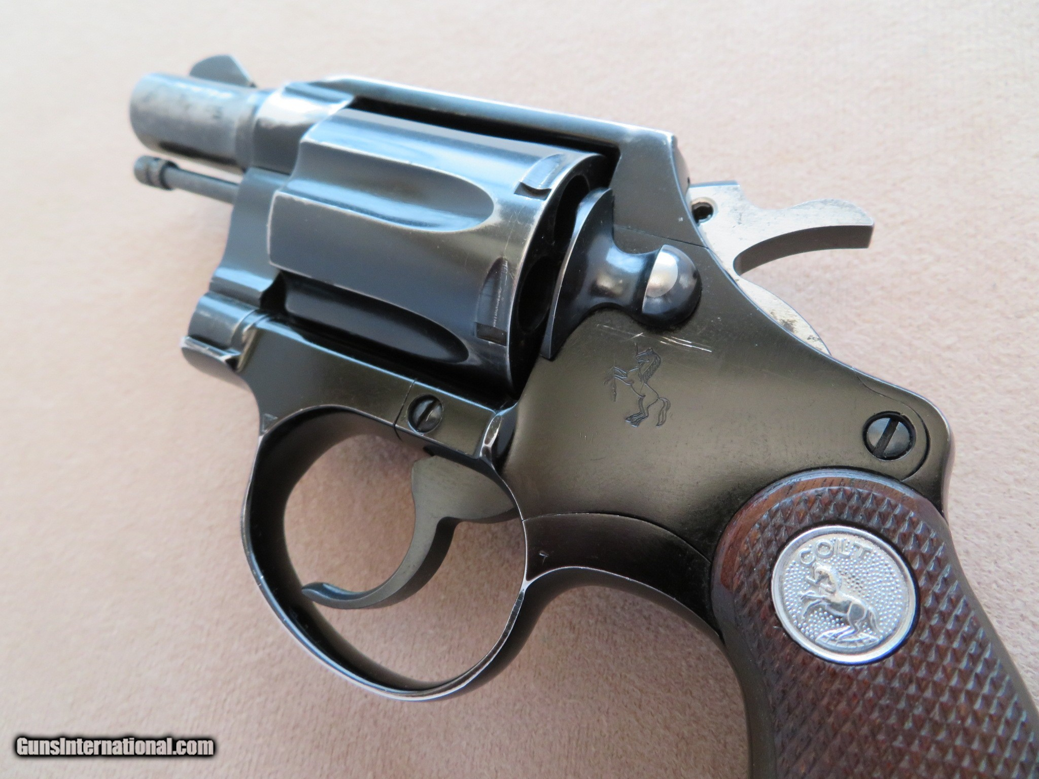 colt agent 38 serial numbers