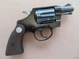 Colt Agent .38 Special (First Issue) **MFG. 1967**