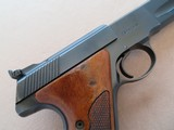 Colt Match Target Woodsman 3rd Model Mfg. 1968 **Very Clean** - 7 of 17