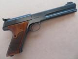 Colt Match Target Woodsman 3rd Model Mfg. 1968 **Very Clean** - 2 of 17