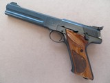 Colt Match Target Woodsman 3rd Model Mfg. 1968 **Very Clean** - 1 of 17