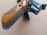 Colt Match Target Woodsman 3rd Model Mfg. 1968 **Very Clean** - 13 of 17