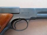 Colt Match Target Woodsman 3rd Model Mfg. 1968 **Very Clean** - 8 of 17