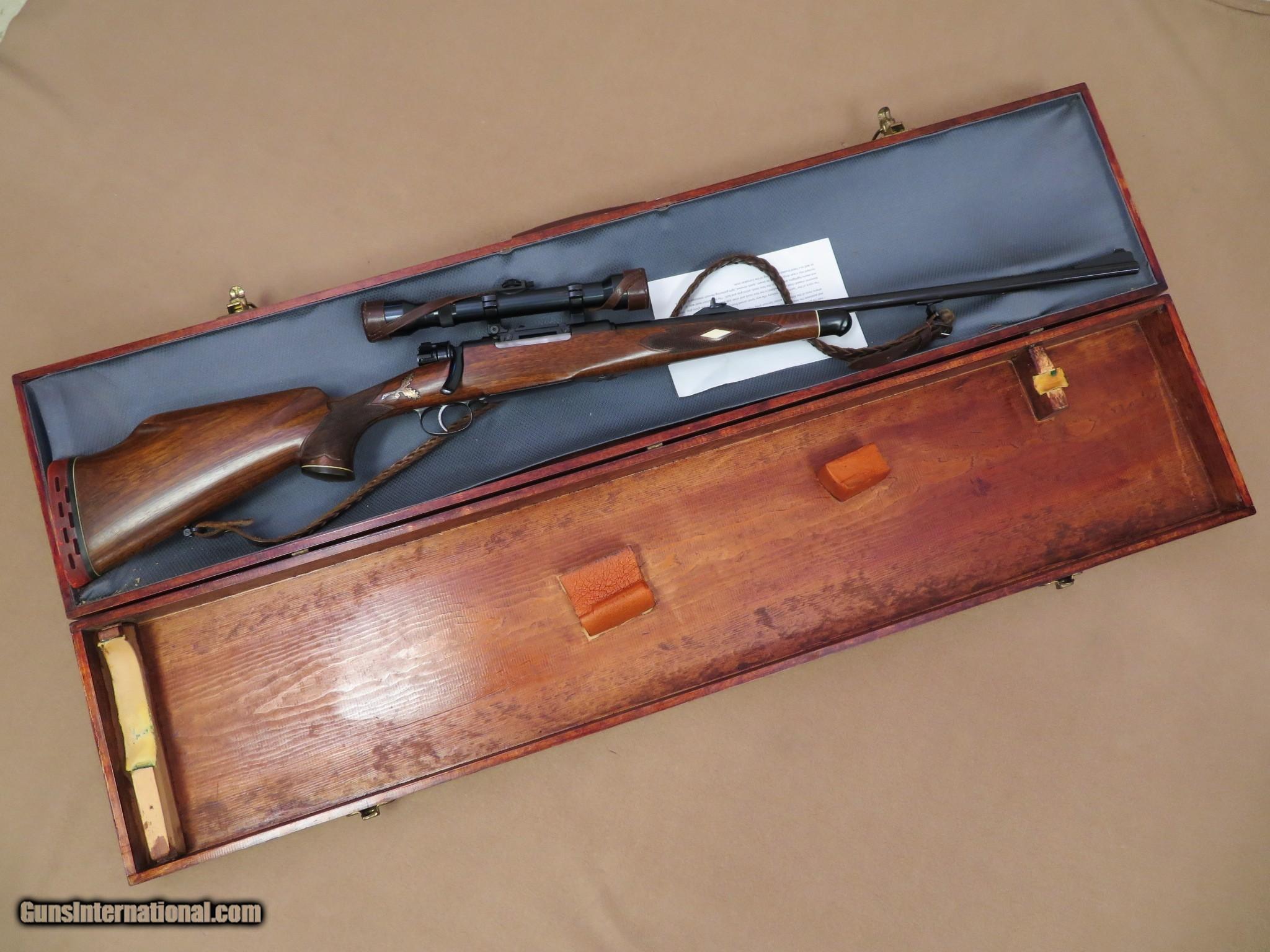 Mauser Side Scope Mount