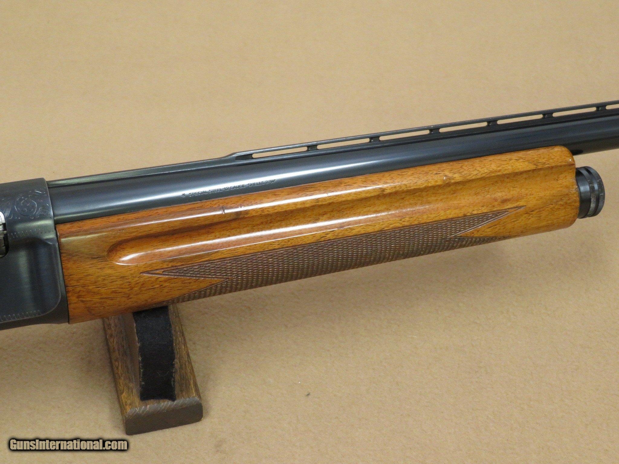 1965 Belgian Browning A5 Light Twelve 12 Ga  Shotgun 30