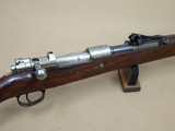 Peruvian Contract Mauser Model 1909 Rifle in 7.65x53 Caliber