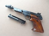Hi Standard Model 104 Supermatic Citation .22 Pistol w/ 2 Factory Barrels & Custom Herrett GripsSOLD