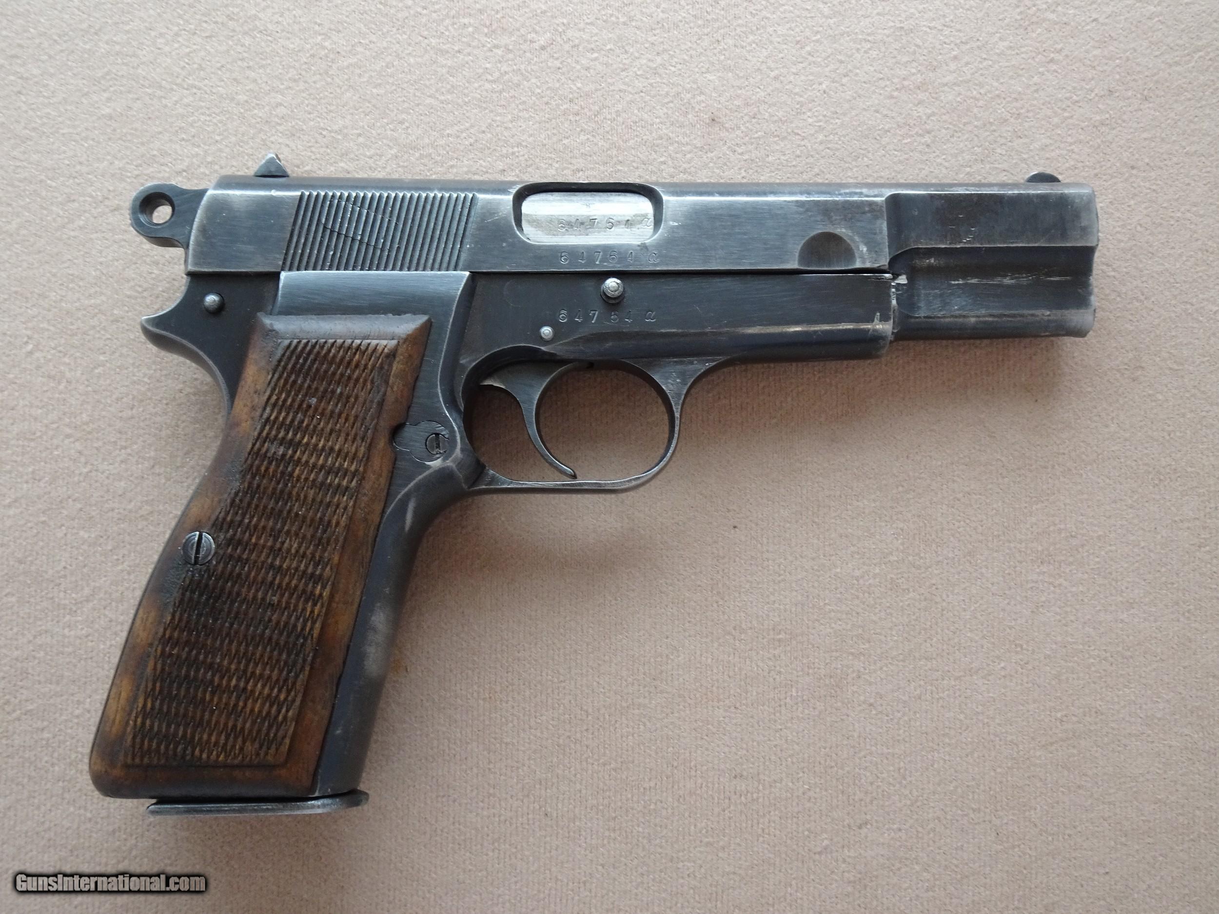 Ww2 browning hi power serial number lookup  Nazi/German Hi