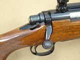 1979 Remington Model 700 BDL in .243 Winchester w/ Period Redfield Base and Rings** Nice Vintage Remington ** - 9 of 25