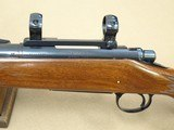 1979 Remington Model 700 BDL in .243 Winchester w/ Period Redfield Base and Rings** Nice Vintage Remington ** - 12 of 25