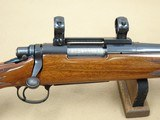 1979 Remington Model 700 BDL in .243 Winchester w/ Period Redfield Base and Rings** Nice Vintage Remington ** - 4 of 25