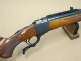 1980 Ruger No.1 Tropical in .458 Winchester Magnum
