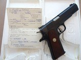 1974 Colt 70 Series Gold Cup National Match 1911 .45 ACP Pistol** Excellent Condition! ** - 25 of 25