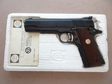 1974 Colt 70 Series Gold Cup National Match 1911 .45 ACP Pistol** Excellent Condition! ** - 2 of 25