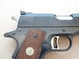 1974 Colt 70 Series Gold Cup National Match 1911 .45 ACP Pistol** Excellent Condition! ** - 8 of 25