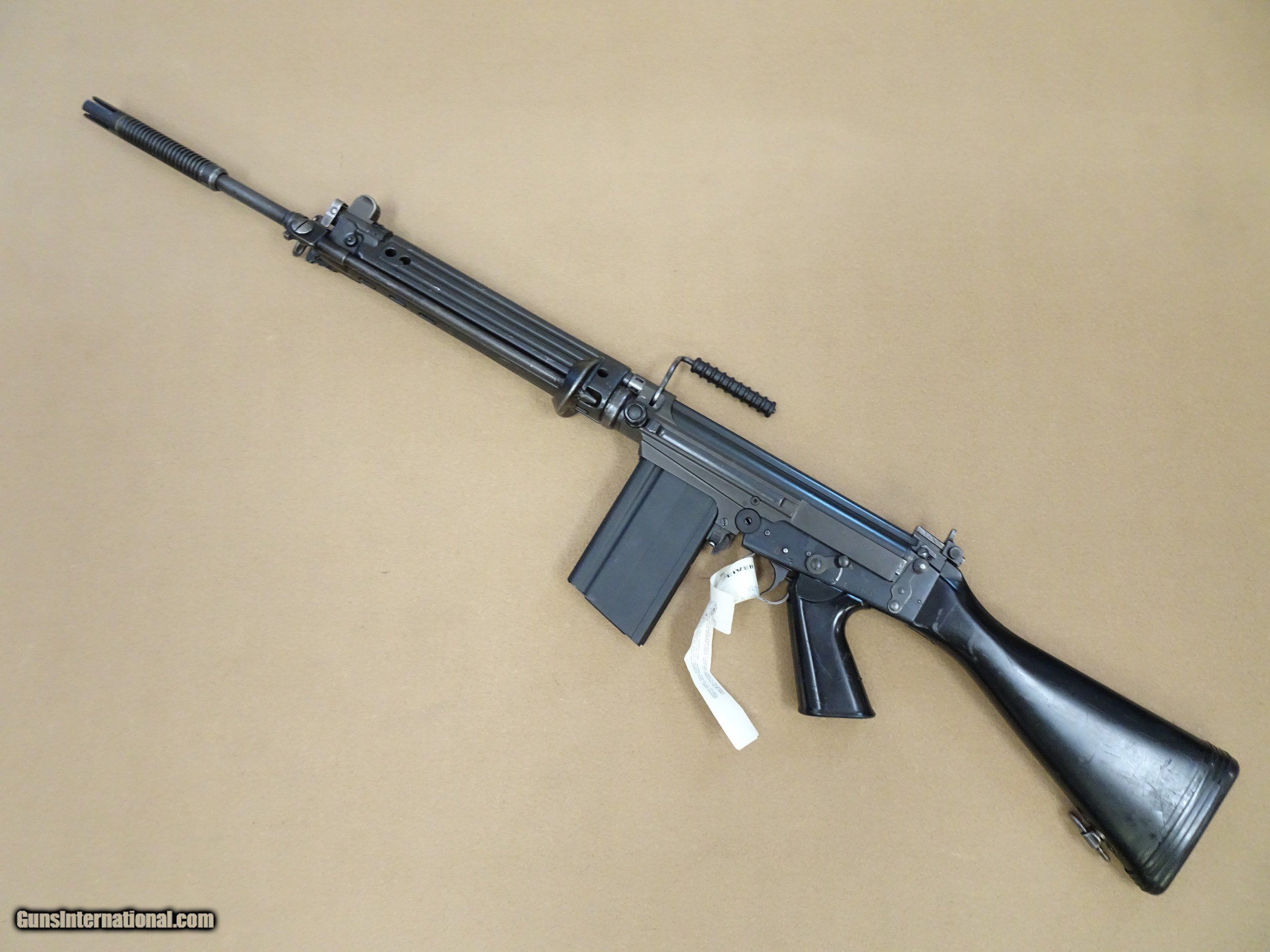 Century Arms Imbel Stg58 Fal Rifle In 308 Winchester Imbel Gear