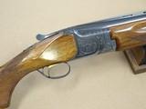 Vintage B.C. Miroku Charles Daly Superior Grade 12 Gauge O/U Shotgun** Great Shooter! **