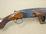 "1962 FN Superposed Browning's Patent 12 Gauge Over/Under Shotgun 30"" Barrels