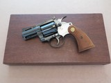 "Colt Diamondback .38 Special 2-1/2"" Barrel Blue Finish **MFG. 1978**"
