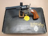 Colt Baby Dragoon .31 Caliber 2nd Generation Revolver w/ Original Box & Paperwork