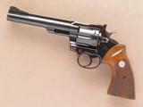 Colt Trooper MK III .357 Magnum, 6 Inch Barrel, Blue Finished, Nice Gun