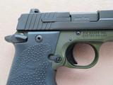 Sig Sauer Model P938 Micro 2-tone Army Green 9mm **LNIB w/ night sights & 3 mags** - 7 of 17