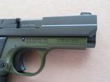 Sig Sauer Model P938 Micro 2-tone Army Green 9mm **LNIB w/ night sights & 3 mags** - 8 of 17