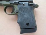 Sig Sauer Model P938 Micro 2-tone Army Green 9mm **LNIB w/ night sights & 3 mags** - 9 of 17