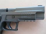 ANIB Sig Sauer Model P226 Legion 9MM **unfired w/ extra case** - 7 of 21
