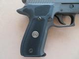 ANIB Sig Sauer Model P226 Legion 9MM **unfired w/ extra case** - 5 of 21