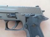 ANIB Sig Sauer Model P226 Legion 9MM **unfired w/ extra case** - 10 of 21