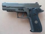 ANIB Sig Sauer Model P226 Legion 9MM **unfired w/ extra case** - 8 of 21