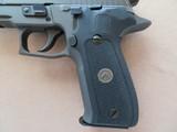 ANIB Sig Sauer Model P226 Legion 9MM **unfired w/ extra case** - 9 of 21