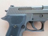 ANIB Sig Sauer Model P226 Legion 9MM **unfired w/ extra case** - 6 of 21