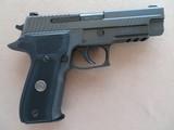 ANIB Sig Sauer Model P226 Legion 9MM **unfired w/ extra case** - 4 of 21