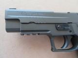 ANIB Sig Sauer Model P226 Legion 9MM **unfired w/ extra case** - 11 of 21